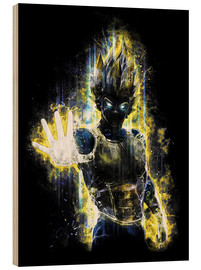 Legno  Vegeta Fury - Barrett Biggers
