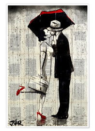 Poster  ever after - Loui Jover