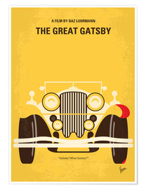 Poster Premium  The Great Gatsby - chungkong