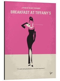 Stampa su alluminio  Breakfast At Tiffany's - chungkong