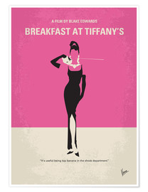 Poster Premium  Breakfast At Tiffany's - chungkong