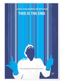Poster Premium This Is The End
