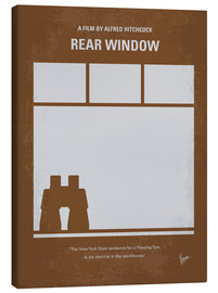 Stampa su tela  Rear Window - chungkong