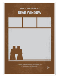 Poster Premium  Rear Window - chungkong