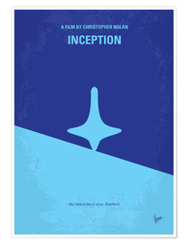 Poster Premium  Inception - chungkong