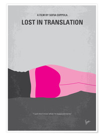 Poster Premium Lost In Translation