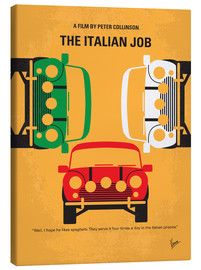 Stampa su tela  The Italian Job - chungkong