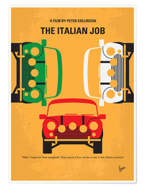 Poster Premium  The Italian Job - chungkong