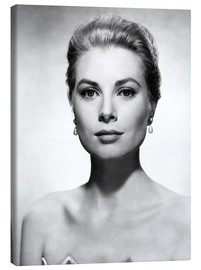 Stampa su tela  Grace Kelly