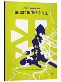 Stampa su alluminio  Ghost In The Shell - chungkong