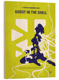 Stampa su legno  Ghost In The Shell - chungkong