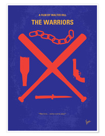Poster Premium The Warriors