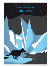 Poster Premium The Thing