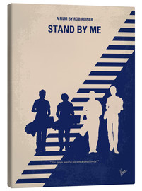 Stampa su tela  Stand by me - chungkong