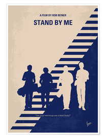 Poster Premium Stand by me