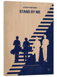 Stampa su legno  Stand by me - chungkong