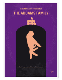 Poster Premium The Addams Family