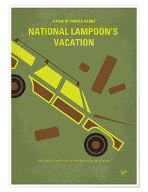 Poster Premium National Lampoon's Vacation