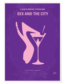 Poster Premium Sex And The City