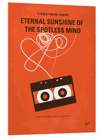 Stampa su schiuma dura  Eternal Sunshine Of The Spotless Mind - chungkong
