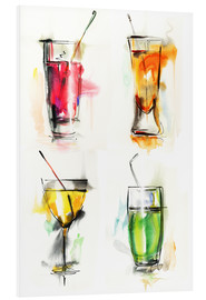 Forex  Colorful drinks