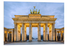 Forex  Brandenburg Gate in Berlin - Michael Valjak