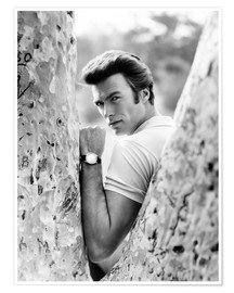 Poster Premium  Clint Eastwood