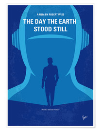 Poster Premium The Day The Earth Stood Still