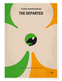 Poster Premium The Departed