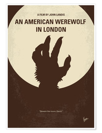 Poster Premium  An American Werewolf In London - chungkong