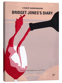 Stampa su tela  Bridget Jones's Diary (Il diario di Bridget Jones) - chungkong