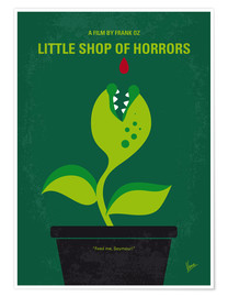 Poster Premium Little Shop Of Horrors