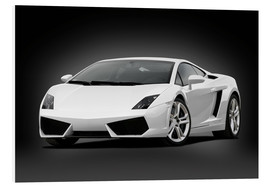 Forex  Dream car black and white