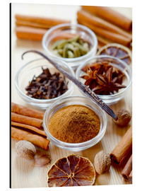 Christmas spices