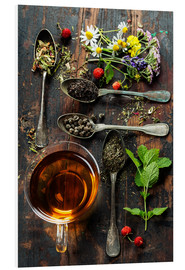 Forex  Tea with honey, wild berries and flowers
