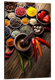 Alluminio Dibond  Healthy Spice Kitchen