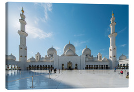Dubai - Sheikh Zayed mosque