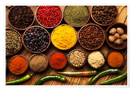 hot spice mix