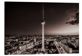 Stampa su alluminio  Berlin TV Tower - Sören Bartosch