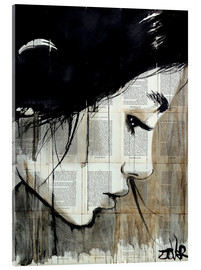 Stampa su vetro acrilico  Within Without - Loui Jover