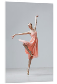 Forex  Ballerina in apricot