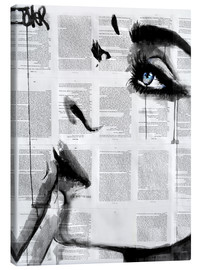 Tela  never know - Loui Jover