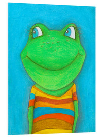 Atelier BuntePunkt - Good mood Frog
