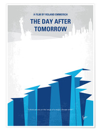 Poster Premium The Day After Tomorrow