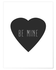Poster Premium  Be Mine - Sii mio - Finlay and Noa