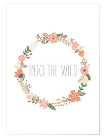 Poster Premium  Into The Wild - Finlay and Noa