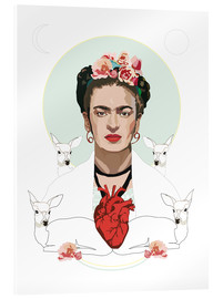 Anna McKay - Frida Kahlo (Light)