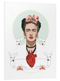 Forex  Frida Kahlo (Light) - Anna McKay