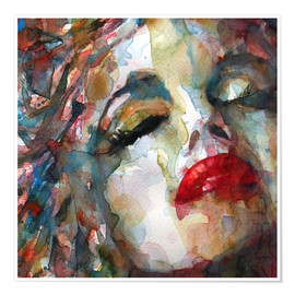 Poster Premium  Ultimo capitolo, Marilyn Monroe - Paul Lovering