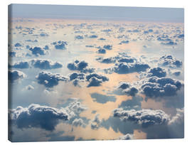 Tela  Sky above the clouds